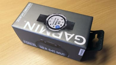 Garmin Forerunner 645 Music Unboxing