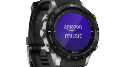 Photo of Amazon Music ab sofort auf Garmin Laufuhren